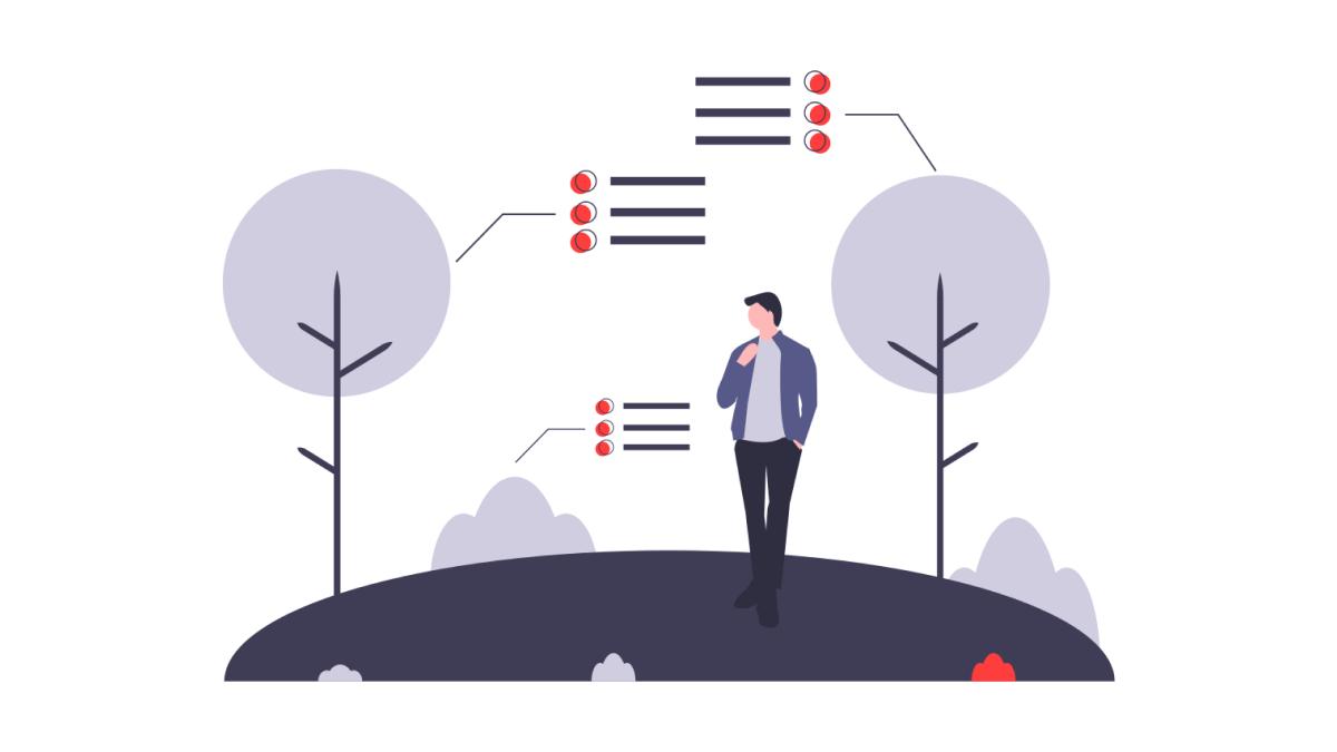 KPIツリーについて解説している記事のイメージ画像です。