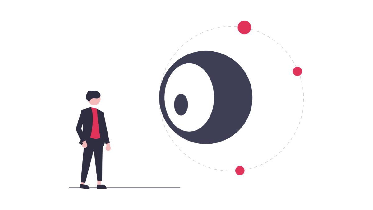 業務プロセスの可視化について解説している記事のイメージ画像です。